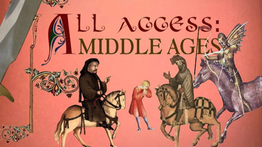 Comedy Central All Access: Middle Ages